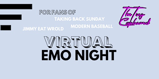 Virtual Emo Night
