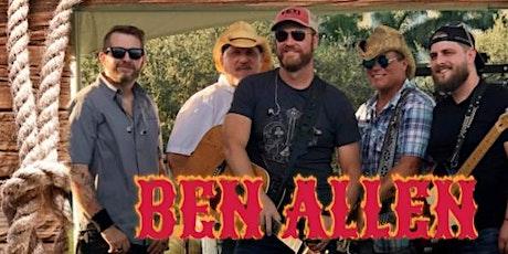 Ben Allen Back at Coconut Falls 5/30 at 7pm tickets