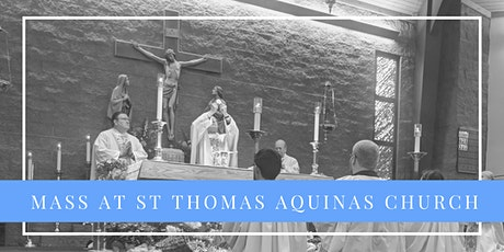 Sunday, May 31st - Holy Mass 6 pm tickets