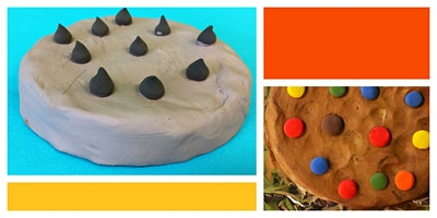 FREE TRIAL CLASS! My Favorite Cookie Workshop (18 Months-6 Years)