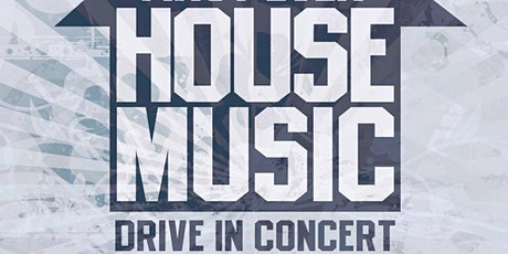 House Music Drive In Concert Featuring Gene Farris tickets