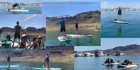 StandupPaddleboard Yoga  at Lake Mead tickets