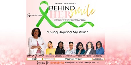 Behind Her Smile Virtual Women's Retreat tickets