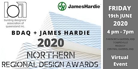 BDAQ + James Hardie Northern 2020 Regional Design Awards tickets