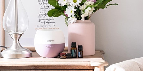 Happy healthy homes with essential oils  ONLINE ZOOM EVENT tickets