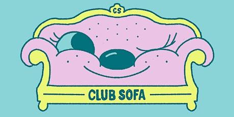 Club_Sofa Virtual Events tickets