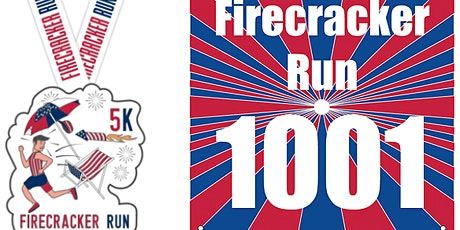 Virtual 5K Firecracker Run tickets