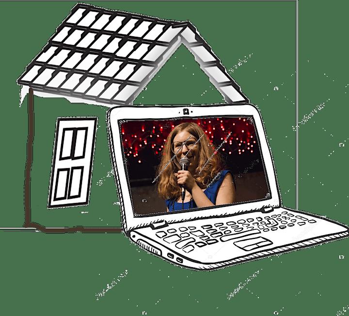 Glass Houses Comedy Show image