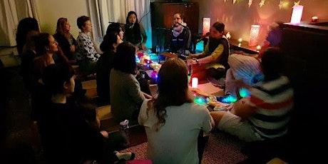 Mantra Music Meditation Live Stream tickets