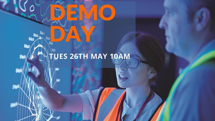 MIRA Demo Day - METS Innovation Regional Accelerator image