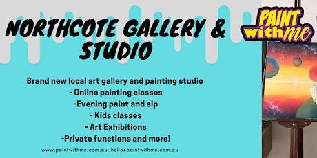 Paint & Sip @ the Studio - Sail Away tickets