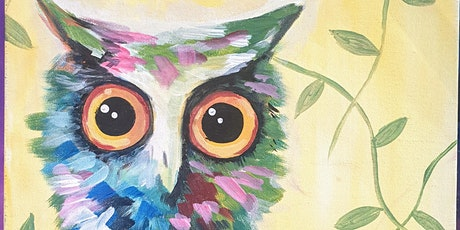 Paint & Sip @ the Studio - OWL tickets