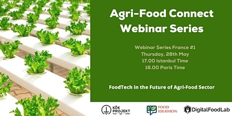 Agri-Food Connect Webinar Series France #1 tickets