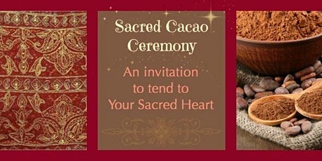 Shamanic Winter Cacao Ceremony - August 2020 tickets