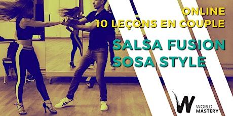 Nouvelle session de cours / Salsa Fusion tickets