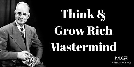 Think & Grow Rich Mastermind tickets