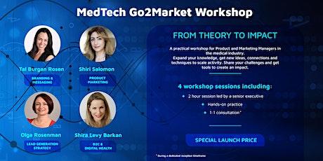 MedTech Go2Market Workshop tickets