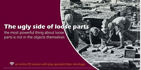 The Ugly Side of Loose Parts: an ONLINE gig only tickets