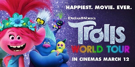 Trolls World Tour, Saco Drive-In Theater tickets