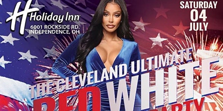 THE ULTIMATE RED, WHITE & BLUE PARTY tickets