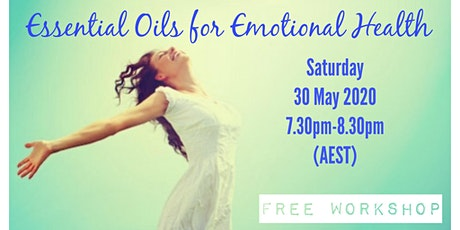 Essential Oils for Emotional Health tickets
