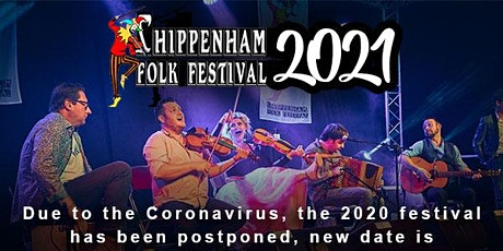 Chippenham Folk Festival 2020/21 tickets