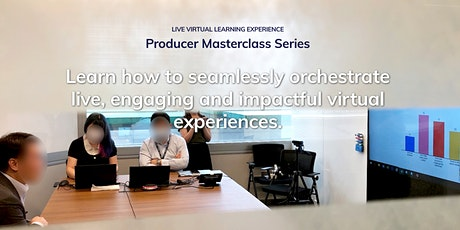 Producer Masterclass Series tickets
