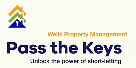 Pass the Keys Canterbury District - Smart Hosting Webinar tickets