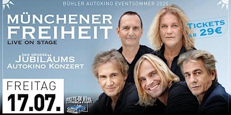 Münchener Freiheit - LIVE! Im Drive-in Bühl Tickets
