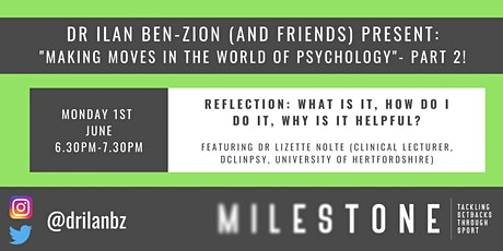 Reflection: What is it, How do I do it, Why is it helpful? tickets
