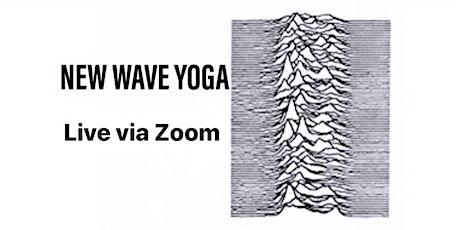 New Wave Yin Yang Yoga *Virtual* tickets