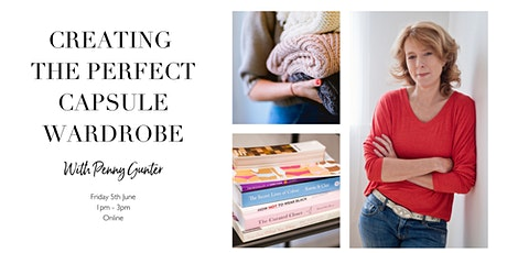 CREATING THE PERFECT CAPSULE WARDROBE tickets