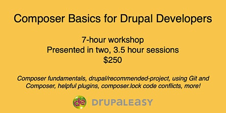 Composer Basics for Drupal Developers billets