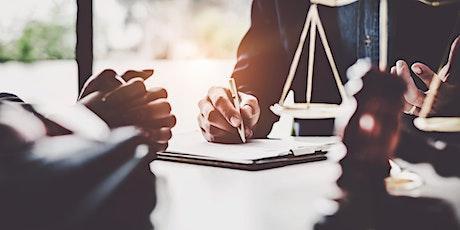 Webinar: Rechtliche Grundlagen für Betriebliches Gesundheitsmanagement (BGM) tickets