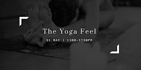 The Yoga Feel tickets
