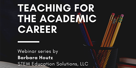 Teaching for the academic career tickets