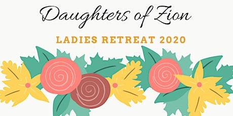 Ladies Retreat 2020 tickets