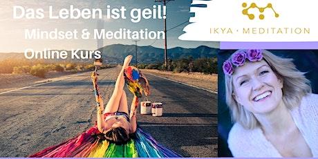 IKYA Meditation DEEP DIVE: Öffne dein Herz und liebe dich selbst Tickets