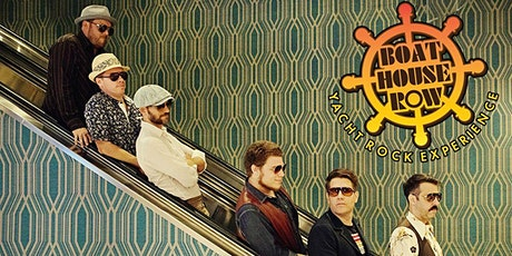 An Evening With: Boat House Row (Rescheduled - 11/14) tickets