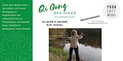 Präventionskurs QI GONG / BEGINNER