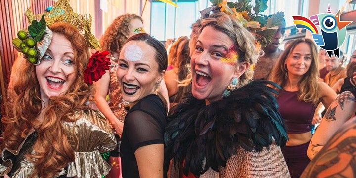 Morning Gloryville Pyjama Party Saturday Online Wellbeing Party and Rave image