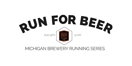 Brown Iron 5K | 2020 Michigan Brewery Running Series tickets