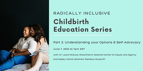 Options & Self Advocacy: Childbirth Education Series (Part 2 of 4) tickets