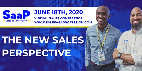 Sales as a Profession Sales Conference: The New Sales Perspective tickets