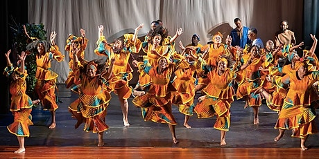Warrior, Save our Home! IG LIVE with  FANIKE! African Dance Troupe! Tickets