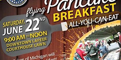 2020 Kiwanis Club of Lapeer Flying Pancake Breakfast tickets