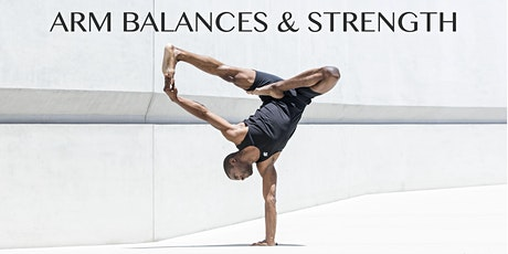 Cyberyoga  Arm Balances &  Strength (basics) tickets