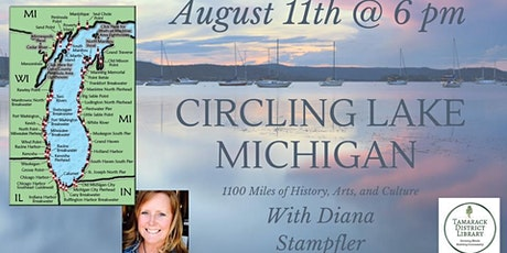 Circling Lake Michigan with Diana Stampfler tickets