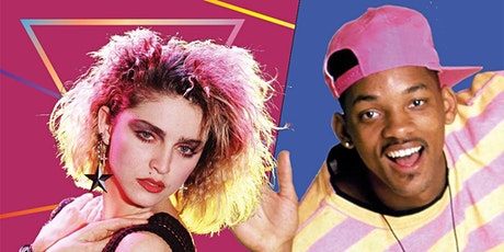 80's & 90's online Dance Party  tickets