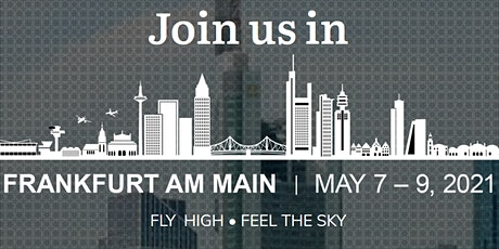 Fly High • Feel the Sky - Toastmasters D95 Conference 2021 Tickets